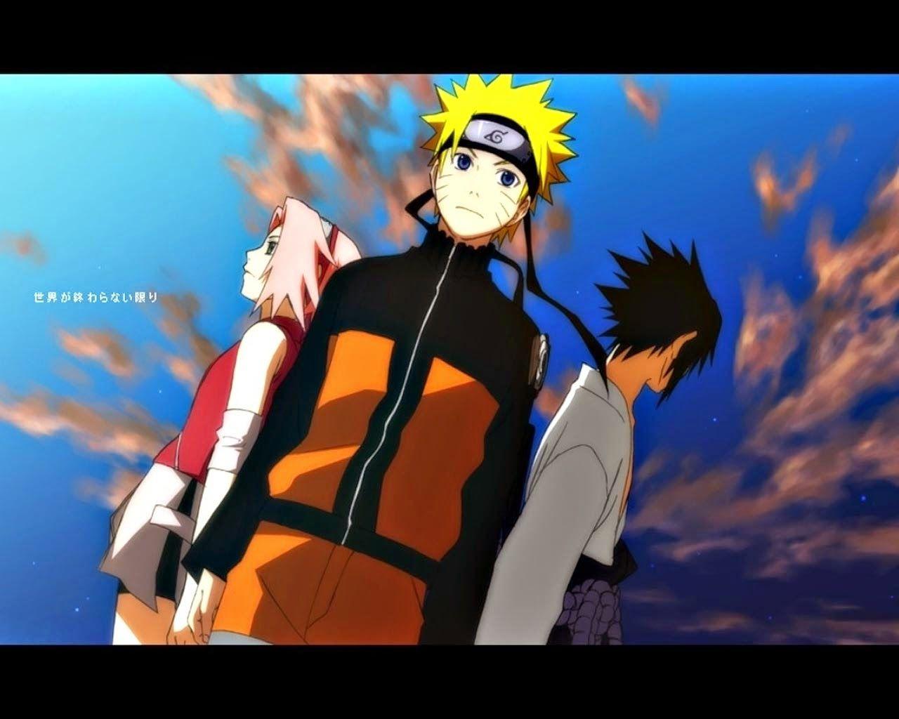 Naruto Live Wallpaper for PC