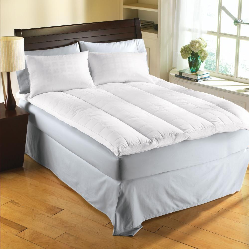 diy mattress pillow top mattress pad