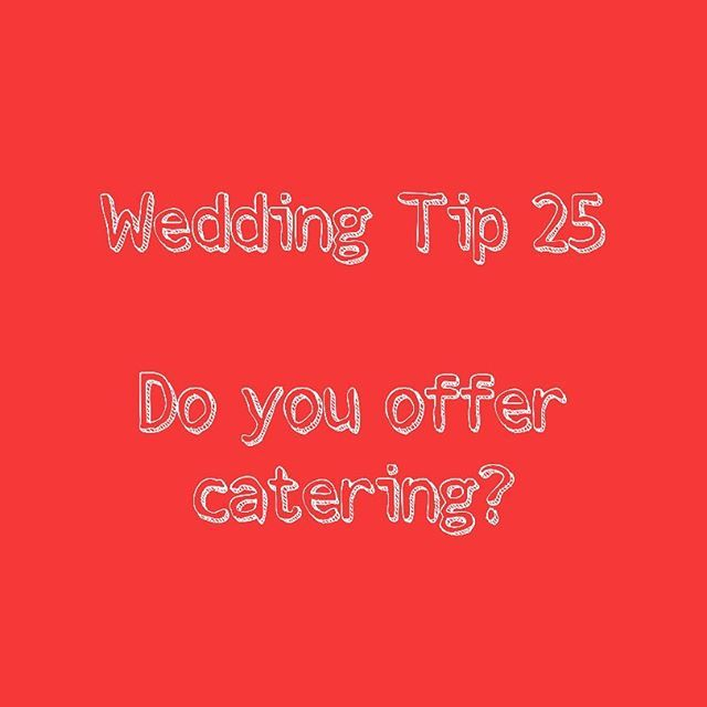 Wedding Tip 25