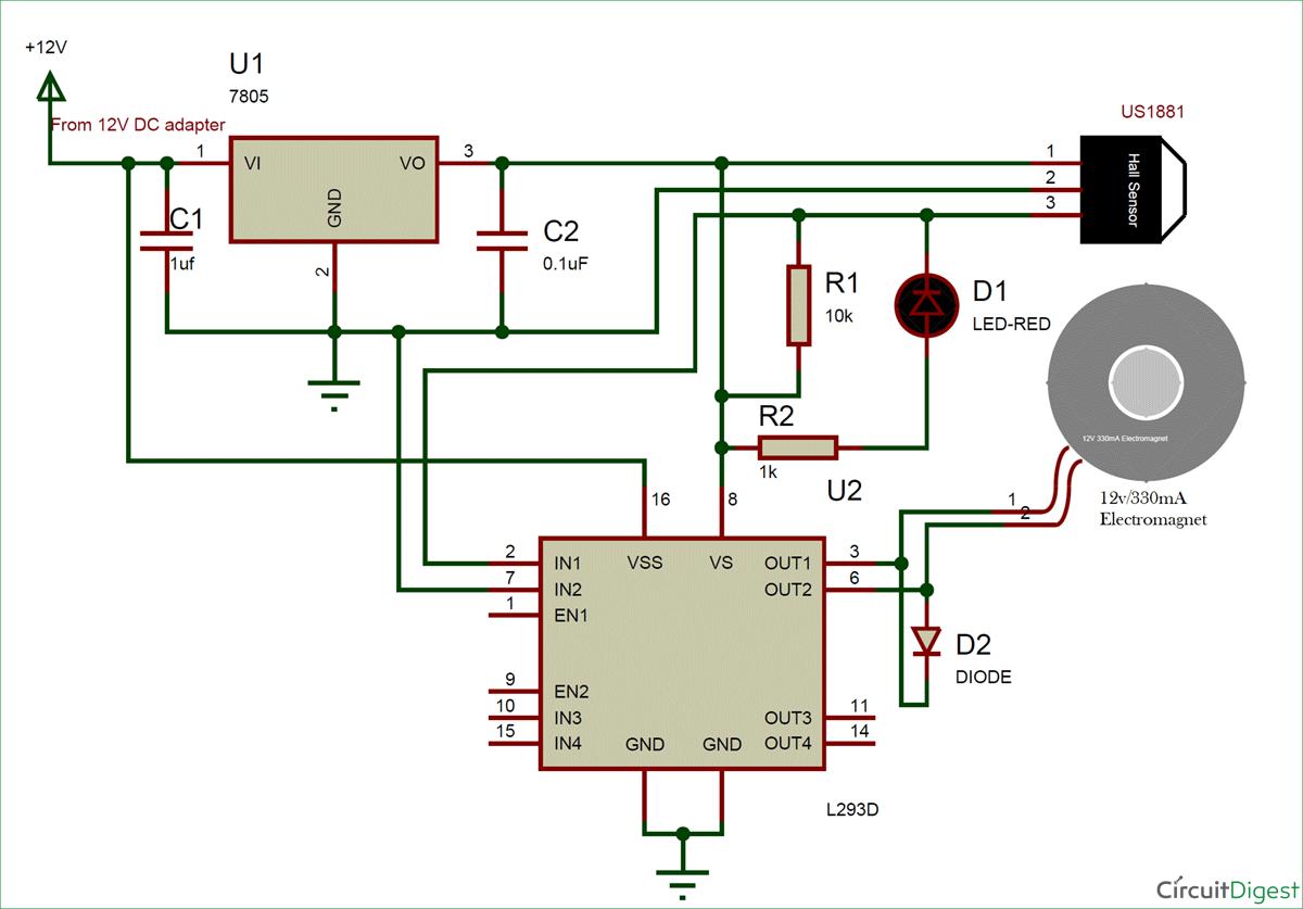diy brushless motor using fidget spinner circuit diagram [ 1200 x 837 Pixel ]
