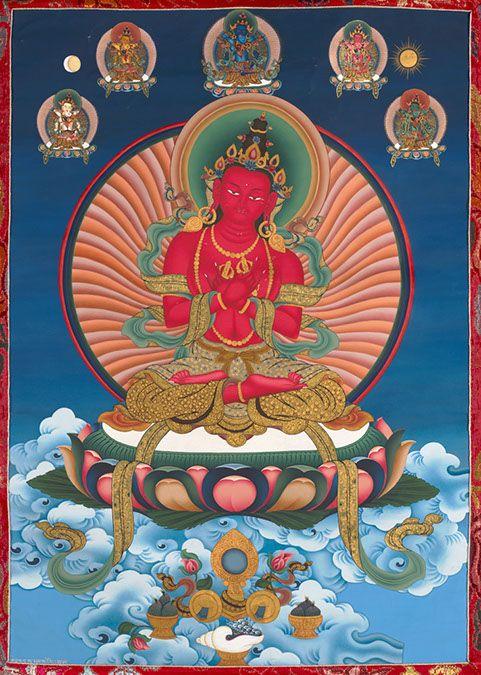 Buddha Vajradharma and the five Buddha families | Buddhism