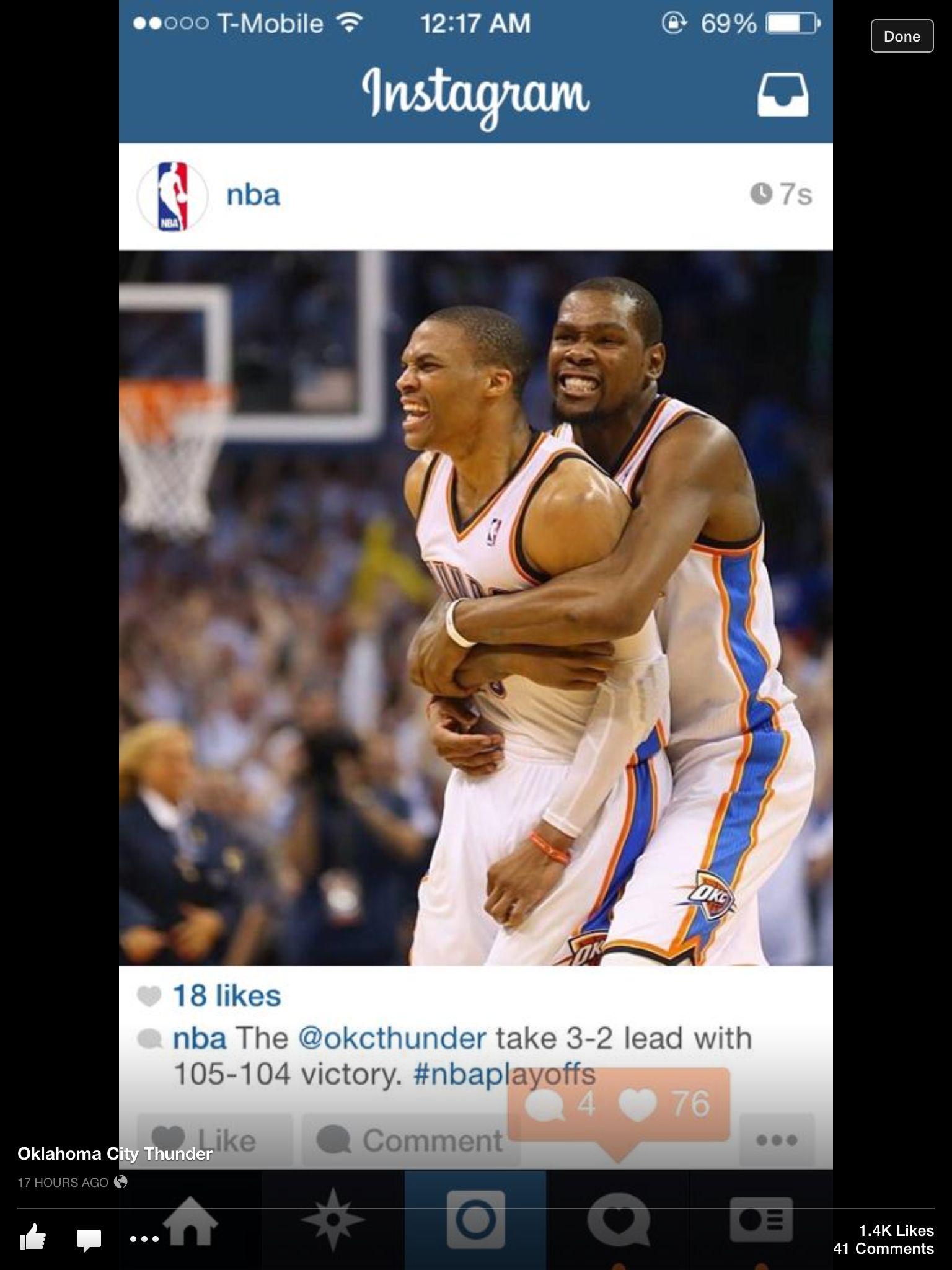 It S A W Oklahoma City Thunder Okc Thunder Thunder