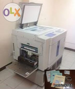 Riso Mz770 For Sale 2ndhand Philippines 73549511 Risograph Sale Stuff To Buy