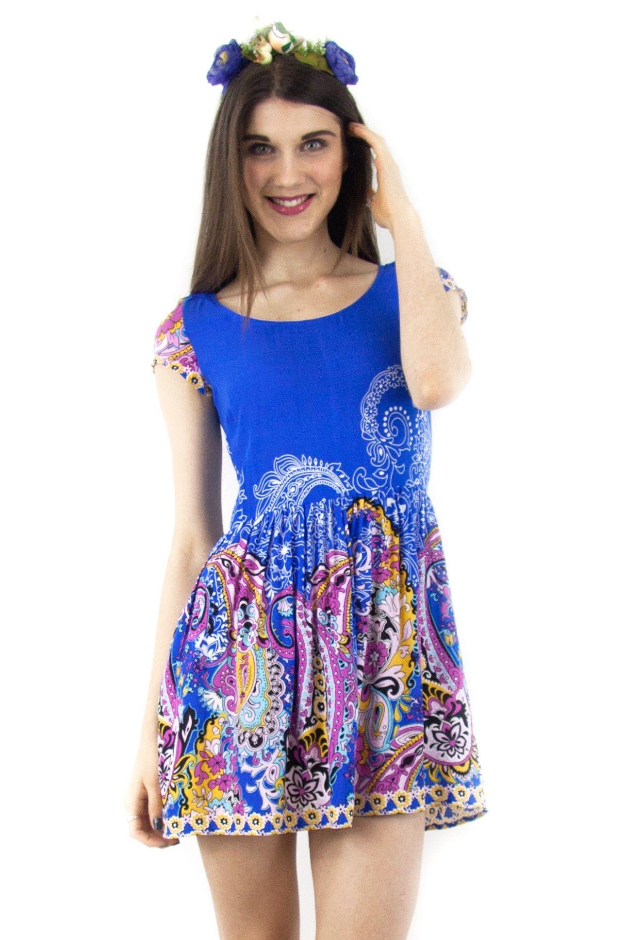 Dress Stanley in Blue $49.99