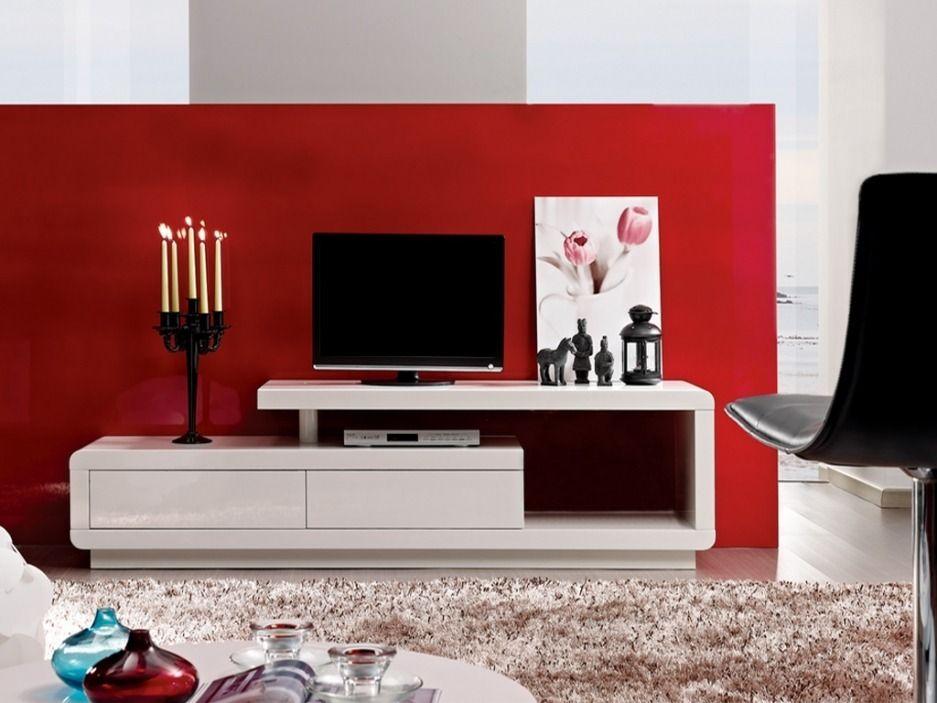 Centro de entretenimiento minimalista moderno 3 000 for Moderno furniture