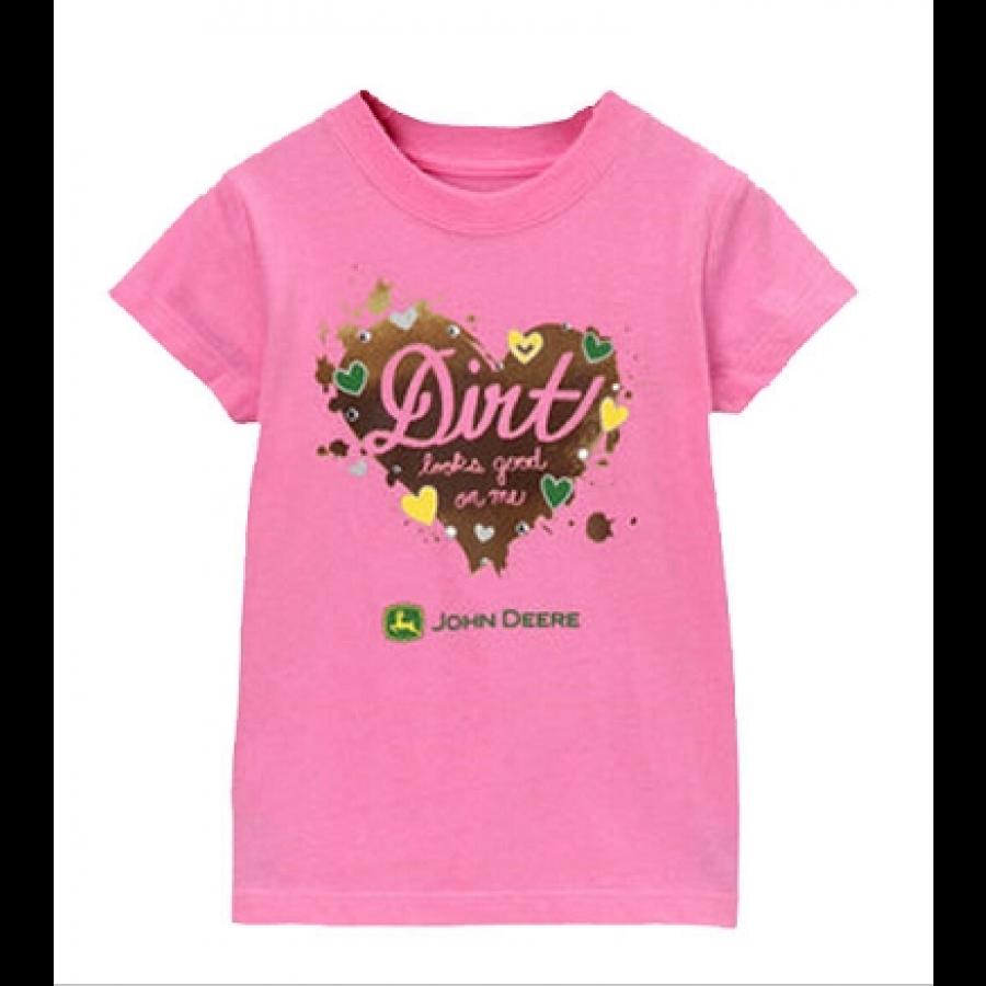 Pin on John Deere Kid's Shirts