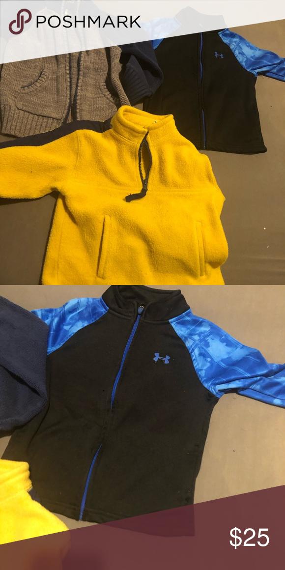 Adelaida Centímetro Desobediencia  Host pick! 3t boys jacket sweatshirt lot em 2020   Designer de roupa