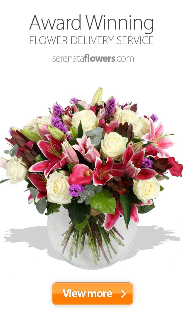 award #winning #flower delivery service - FREE UK next day delivery ...