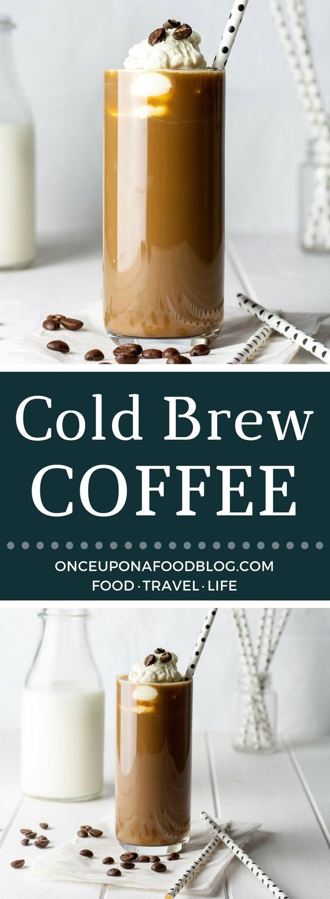 Cold Brew Coffee | Once Upon a Food Blog | Recipe | Making ...