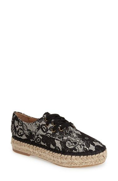 JSLIDES+'Reesa'+Lace-Up+Espadrille+(Women)+available+at+#Nordstrom