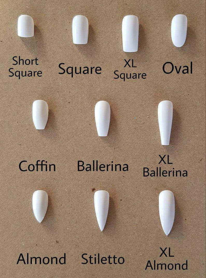 Pastel Gore Press-on Nails