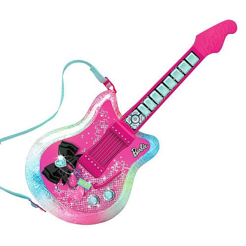 Barbie Dazzling Diva Light Up Guitar