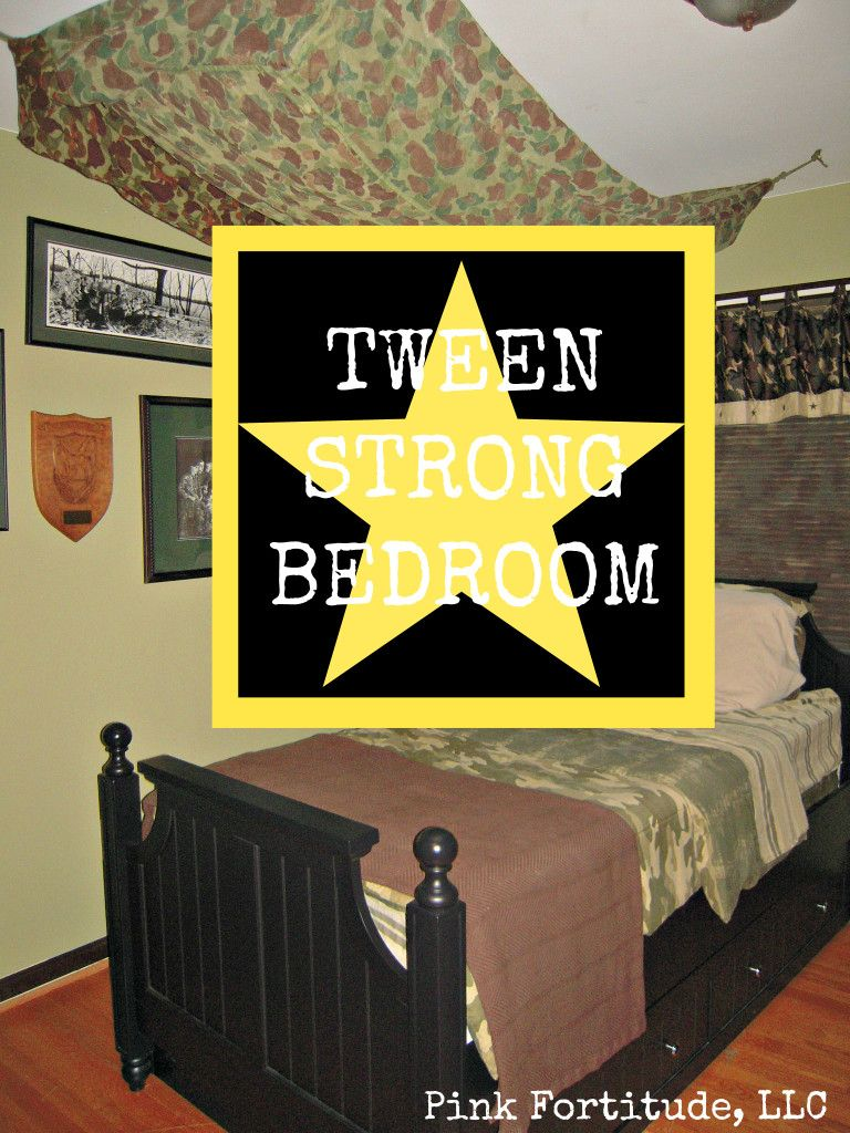 army camo theme boys teen tween bedroom | for ethan | Pinterest ...