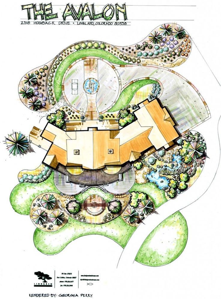 Playground landscape design landscape plans pinterest for Garden design blueprint