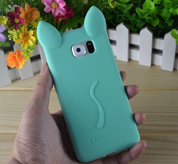 samsung s6 phone case cat
