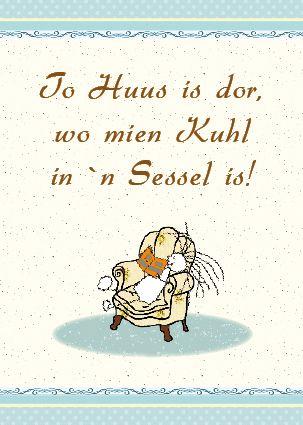 Weihnachtsgrüße Plattdeutsch.Norddeutsch Plattdeutsch Postkarte Platt Plattdeutsch