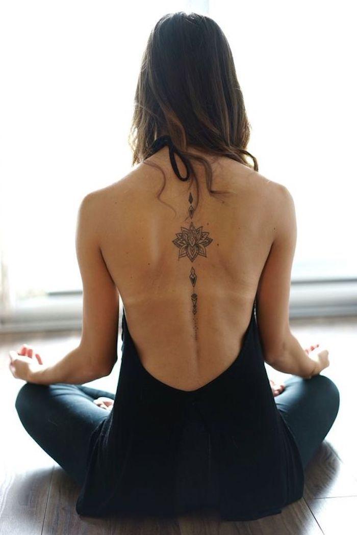 ▷ 150 fantastici tatuaggi per le donne e il loro significato
