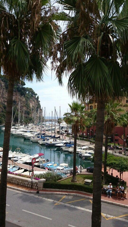 Le Port de Fontvieille, Monaco