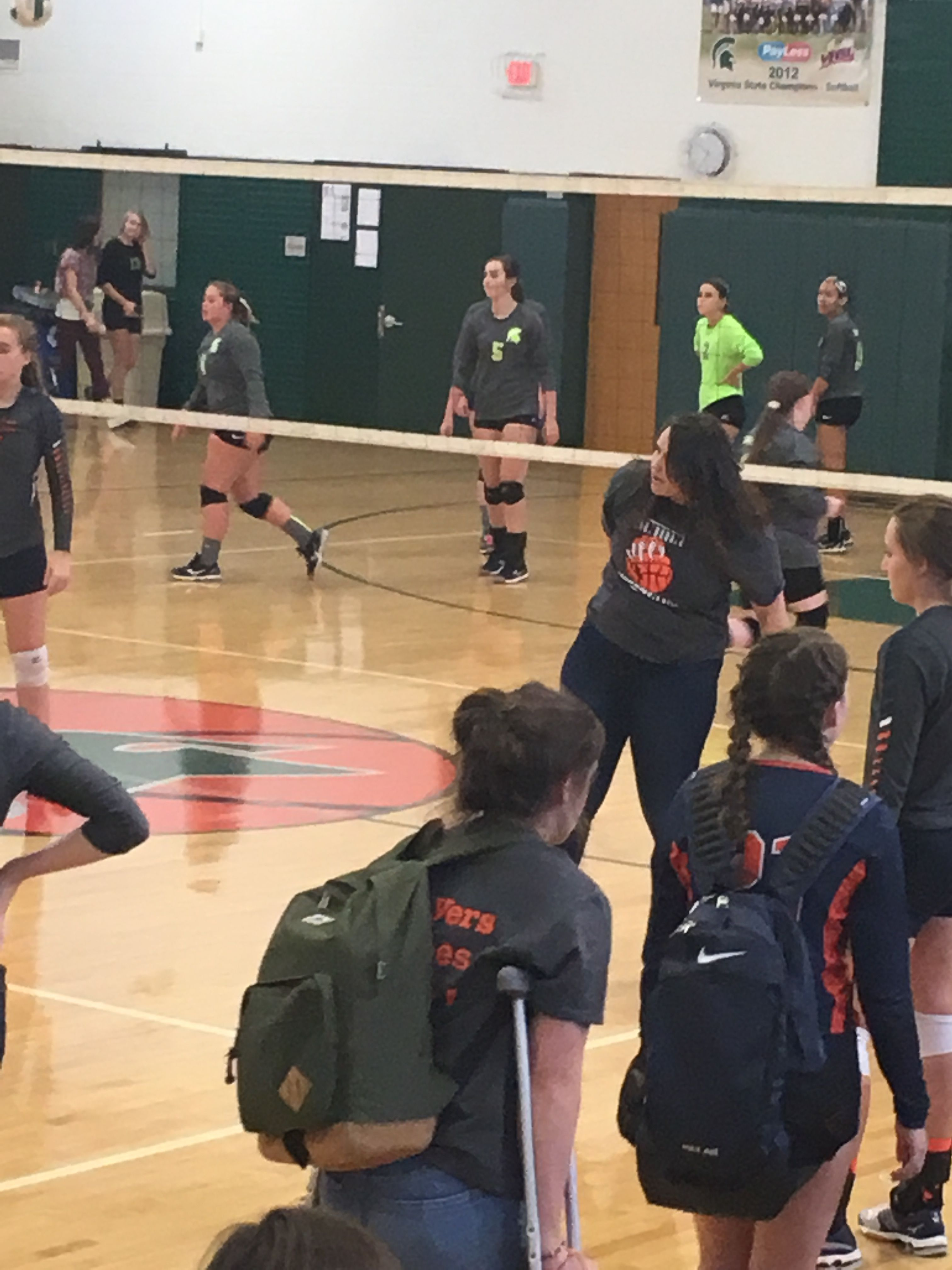 Pin By Deborah On Life In Volleyball With Kim Mathes Moore North Face Backpack Fjallraven Kanken Backpack Big Stone Gap Virginia