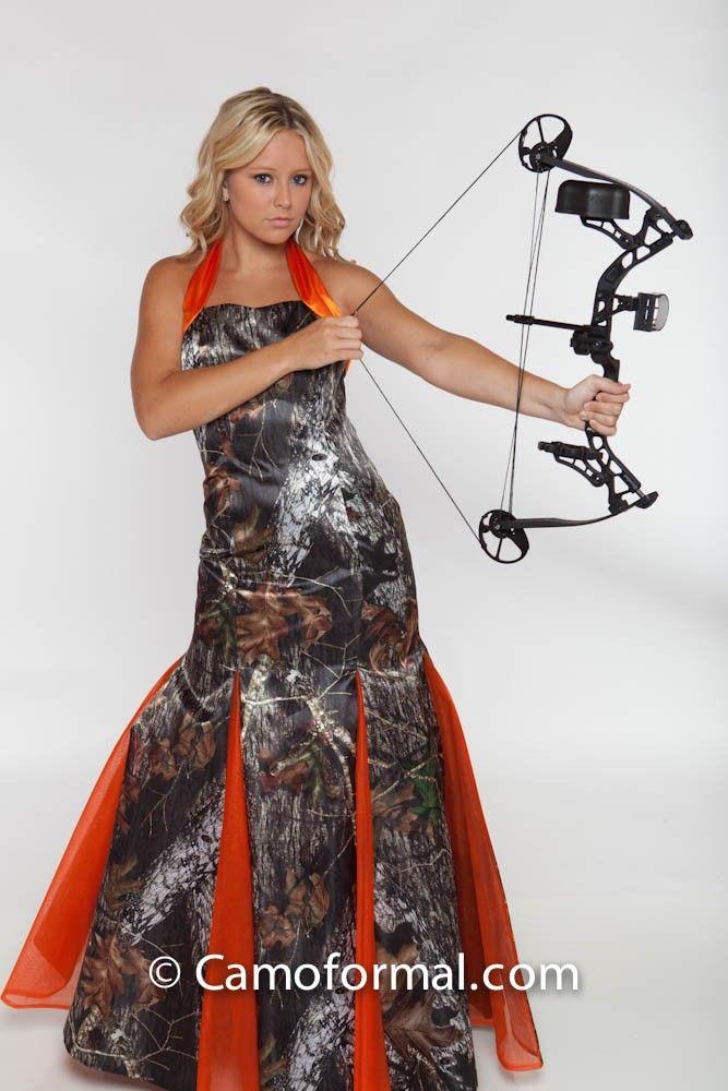 camouflage prom dress   ... Oak New Breakup Attire Camouflage Prom ...