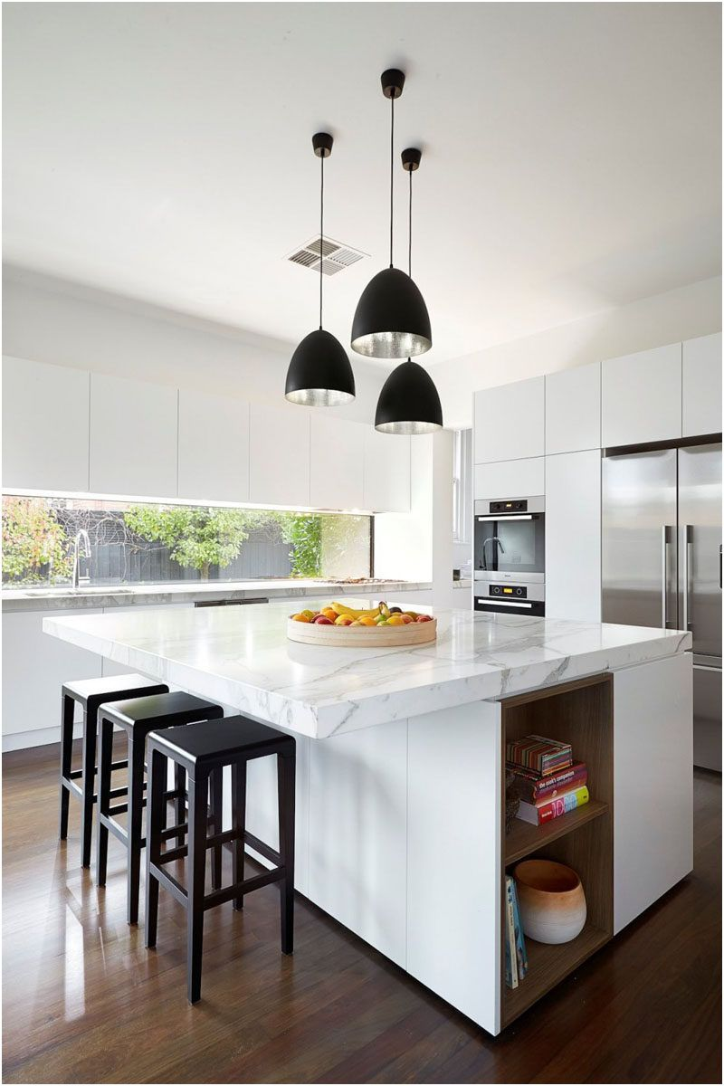 15 Extraordinary Minimalist Kitchen Cabinet Design Ideas ...