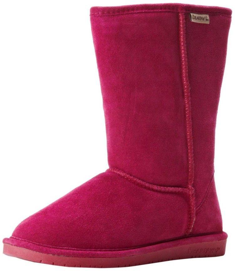 Bearpaw Inch 10 Emma Shoes Pinterest Shearling Boot Women's 6Sr6qwa