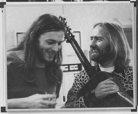 Gypsyaddie David And Roy Harper With Images David Gilmour
