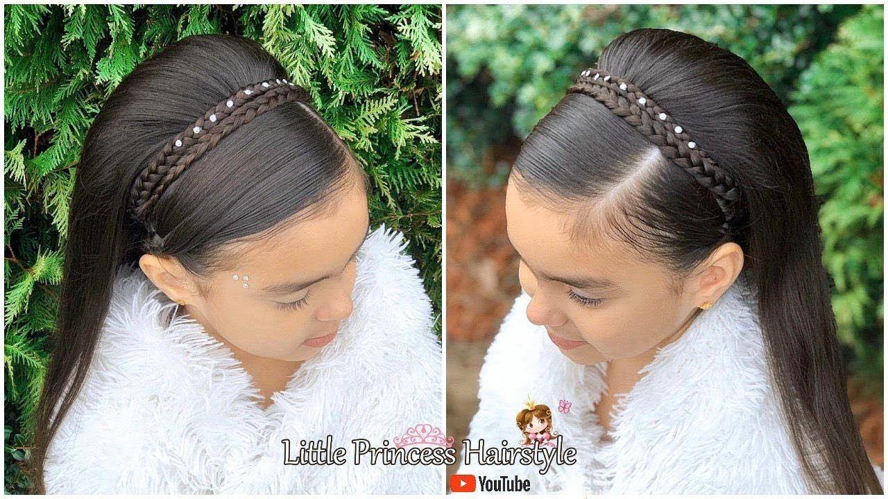 Impresionante peinados para comunion 2021 Imagen de estilo de color de pelo - PEINADO|RECOGIDO ELEGANTE CON CABELLO SUELTO FACIL|PARA ...