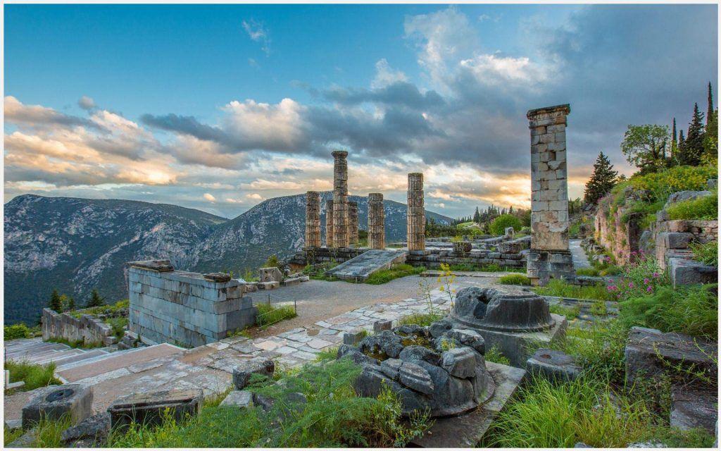 Delphi greece wallpaper delphi greece wallpaper 1080p - Ancient greece wallpaper hd ...