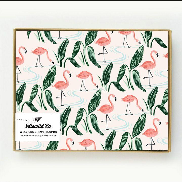 Tropicalia Notecards