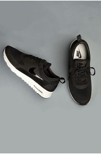 Wmns Nike Air Max Thea Black Hot Punch