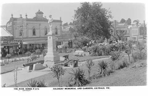 Solrs Memorial and Gardens, Lilydale | Rose Stereographic ...