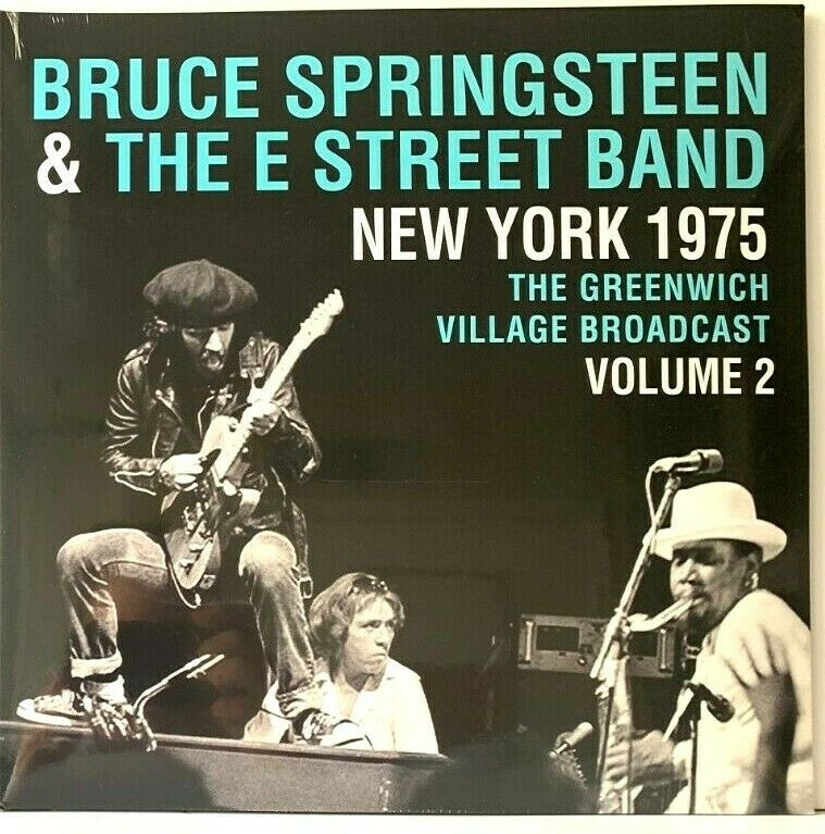 Bruce Springsteen New York 1975 Greenwich Village