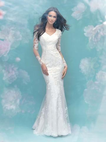 Allure Modest | Shop Modest Wedding Dresses | Bridal Expressions ...