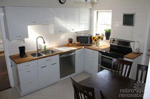 Steel Kitchen Cabinets History Design And Faq Metal Kitchen Cabinets Mid Century Modern Kitchen Retro Kitchen