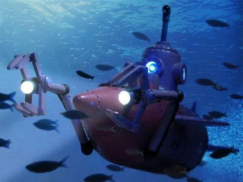 モリアーティの潜航艇製作記(後編B)
