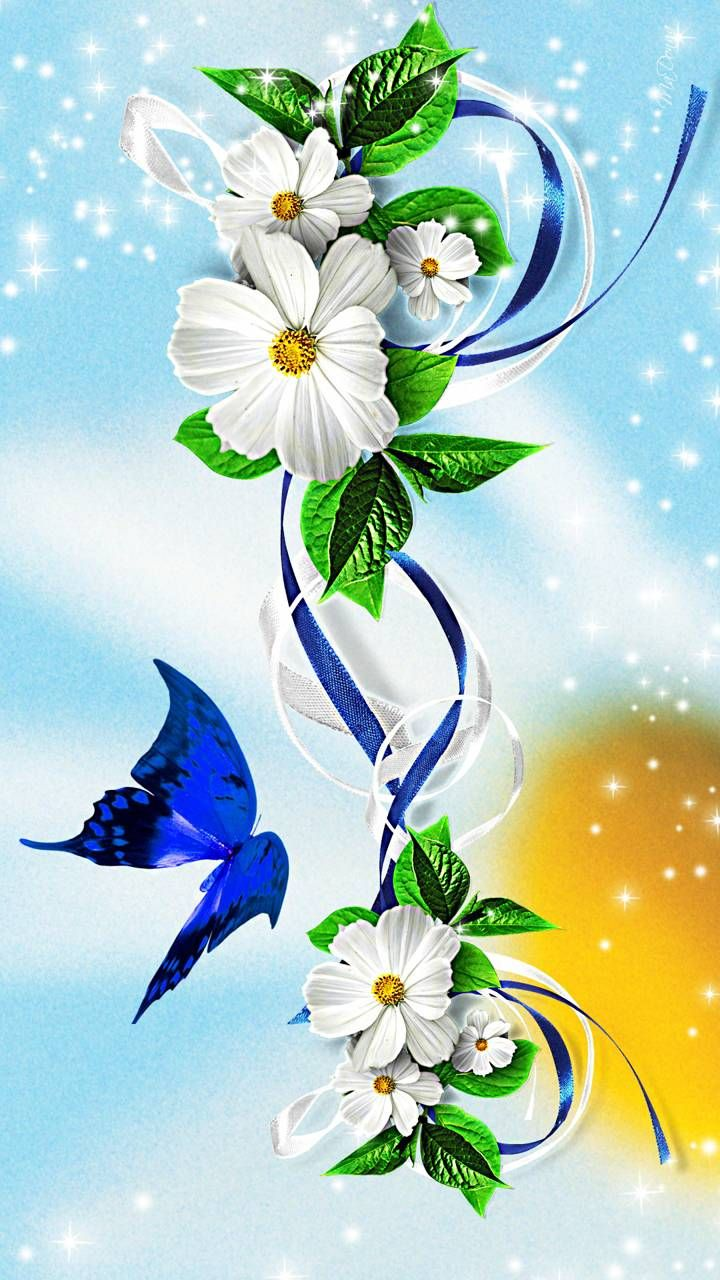 Download flowers Wallpaper by 6e Free on