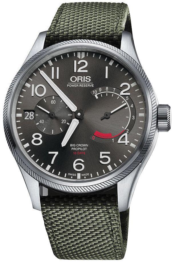 11177114163fs Oris Big Crown Propilot Calibre 111 Mens Manual Watch Brand New Watches For Men Watch Brands Beautiful Watches