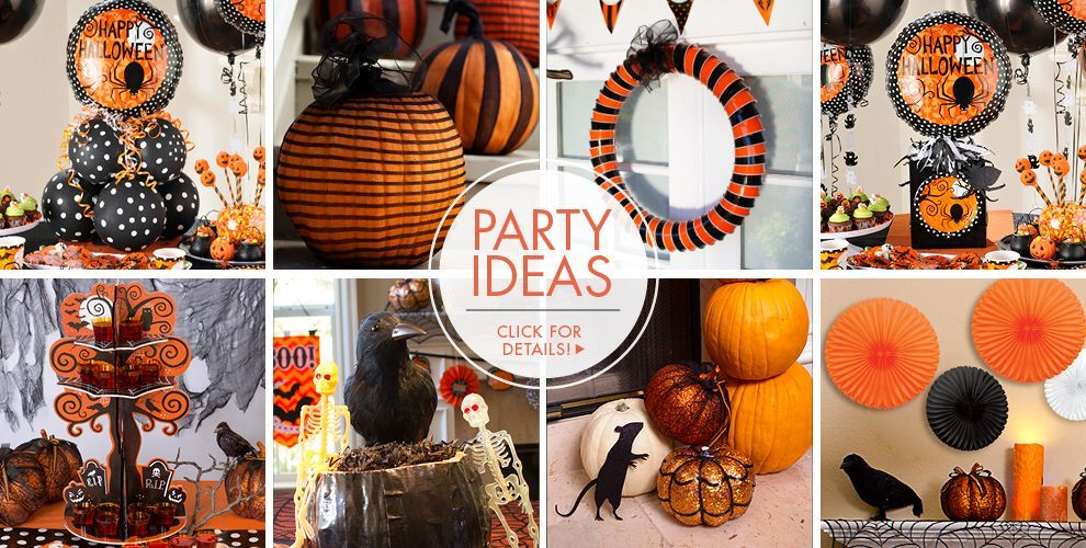 Modern Halloween Decorations \u2013 Party Ideas, Halloween Pinterest - halloween decorations party