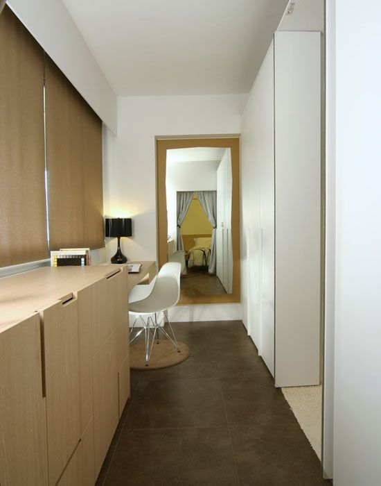 4 Room Hdb Design: 4 Room HDB Flat Walk In Wardrobe