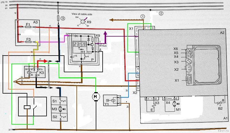 webasto heater wiring diagram webasto thermo top c schaltplan  with images  installation  webasto thermo top c schaltplan  with