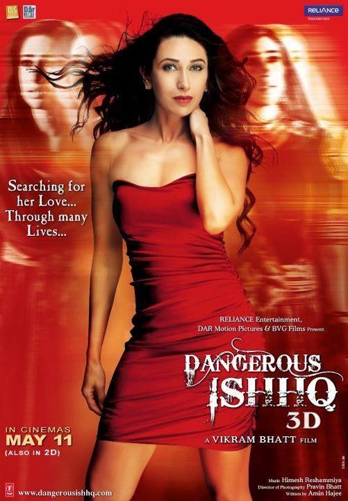 Dangerous Ishq | Movie Posters | Watch hindi movies online ...