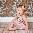 i love babies in rompers!