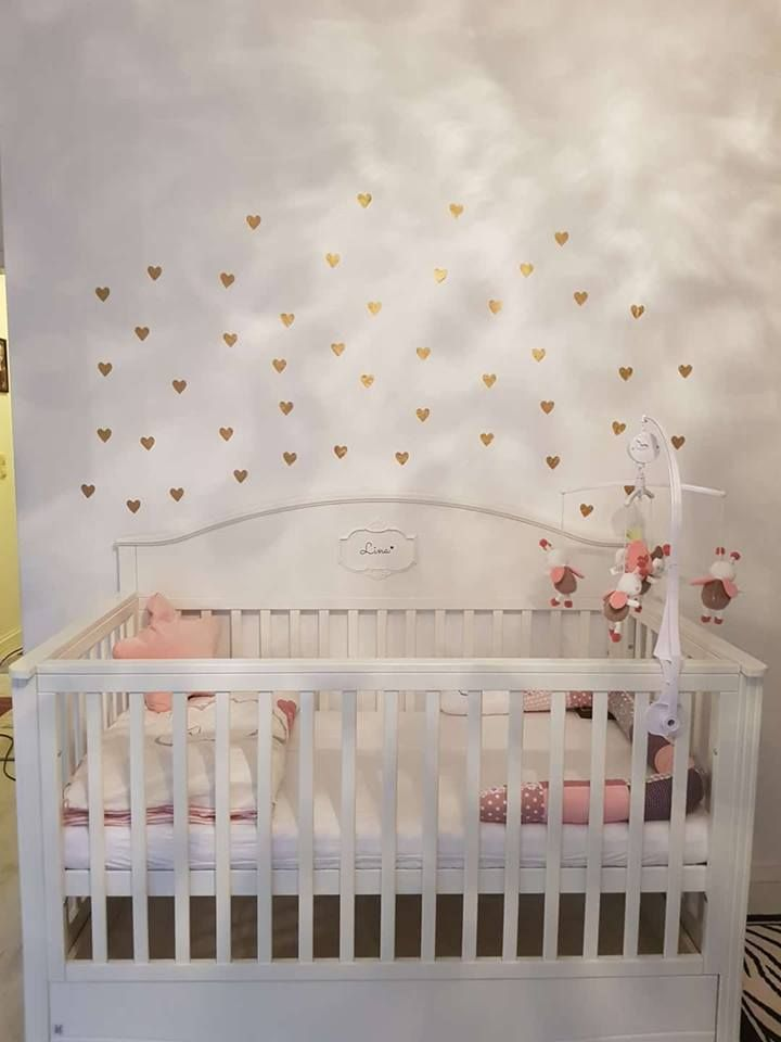 Lilly #cotbed #cot #bed #babycot #baby #furniture #white #