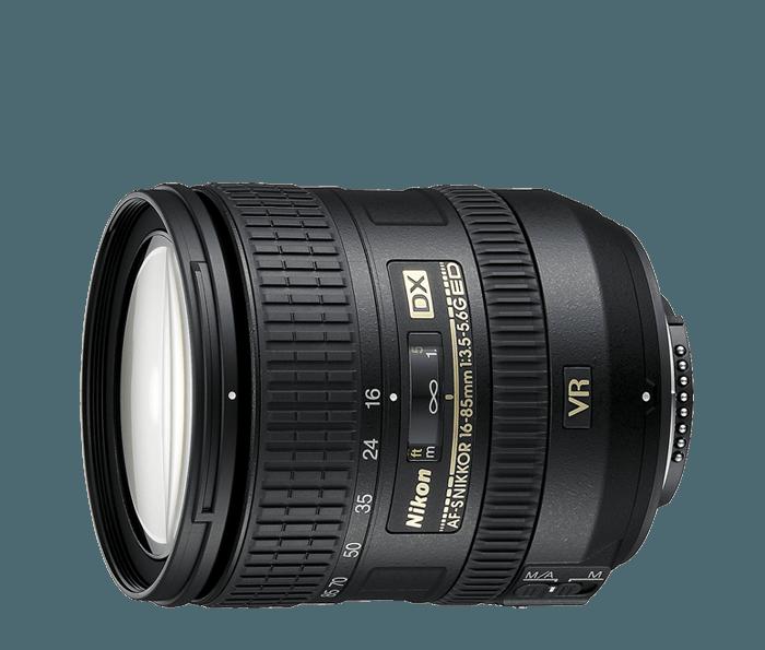 Af S Dx Nikkor 16 85mm F 3 5 5 6g Ed Vr From Nikon Nikon Dslr Telephoto Zoom Lens Nikon Dslr Camera