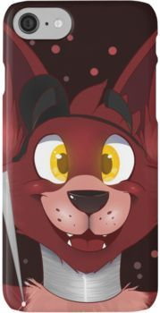 Five Nights at Freddy s Foxy the Pirate iphone case