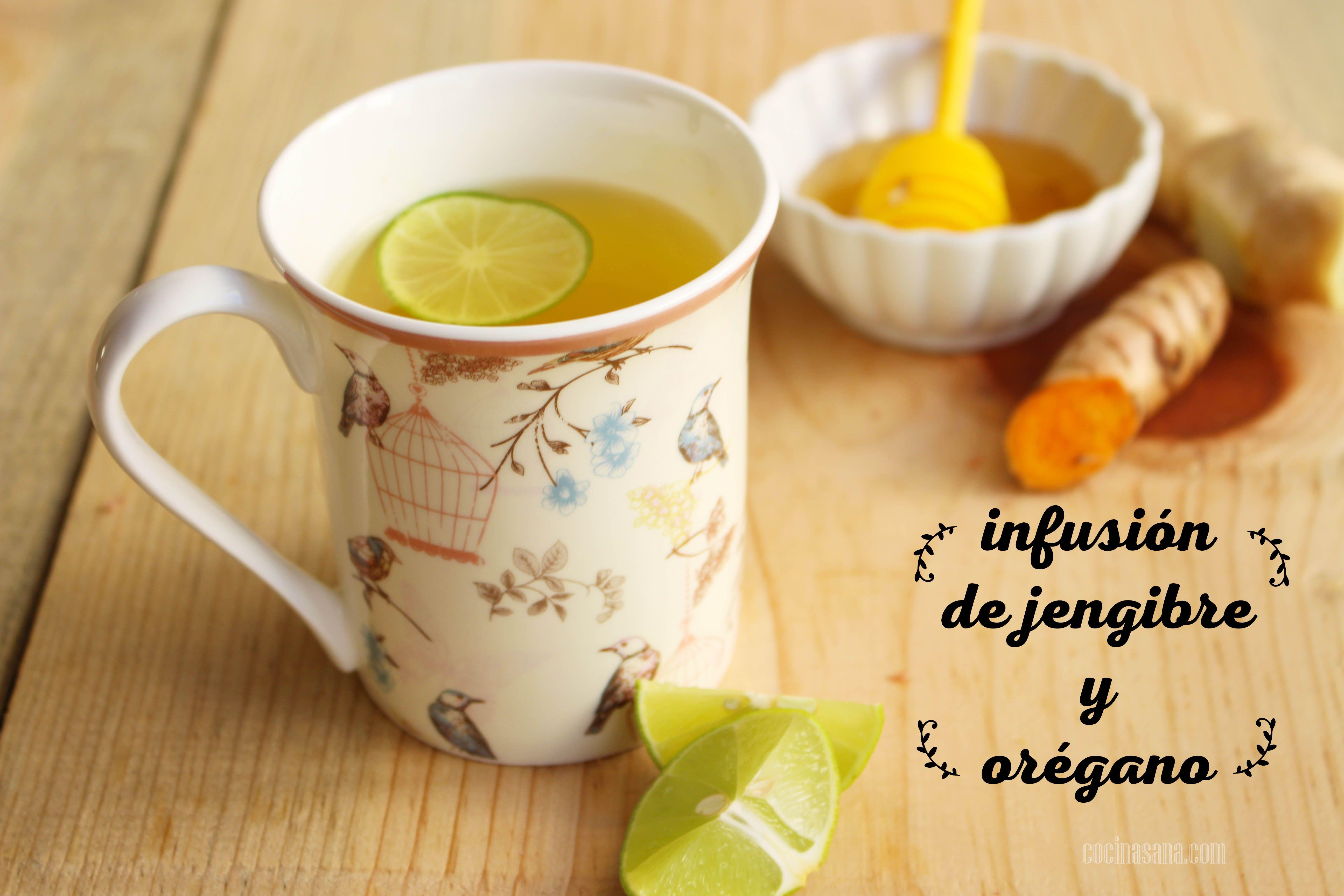 Beneficios del te de canela con jengibre