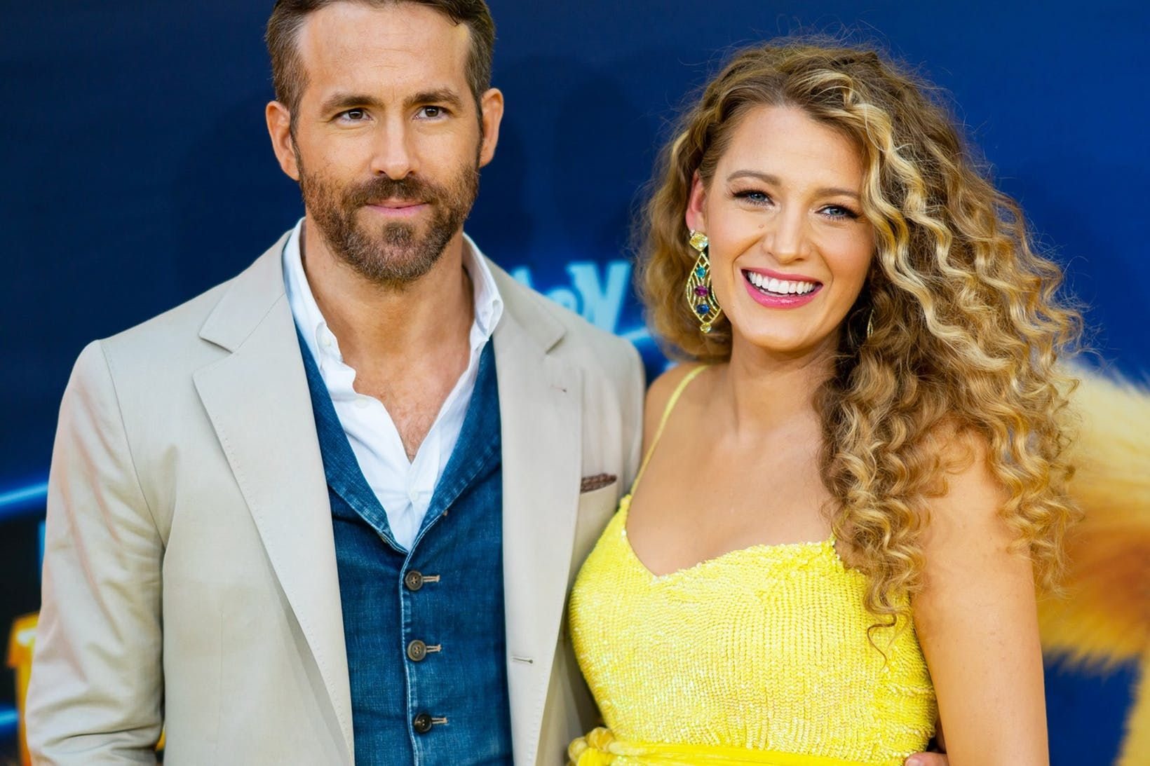 How Ryan Reynolds used Blake Lively's baby announcement to