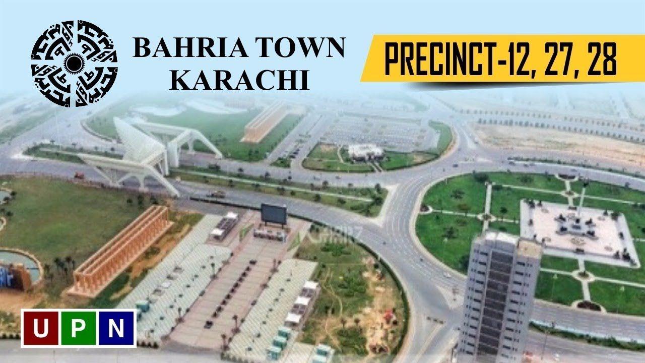 Bahria Town Karachi Precinct 12, 27 & 28 Latest Update