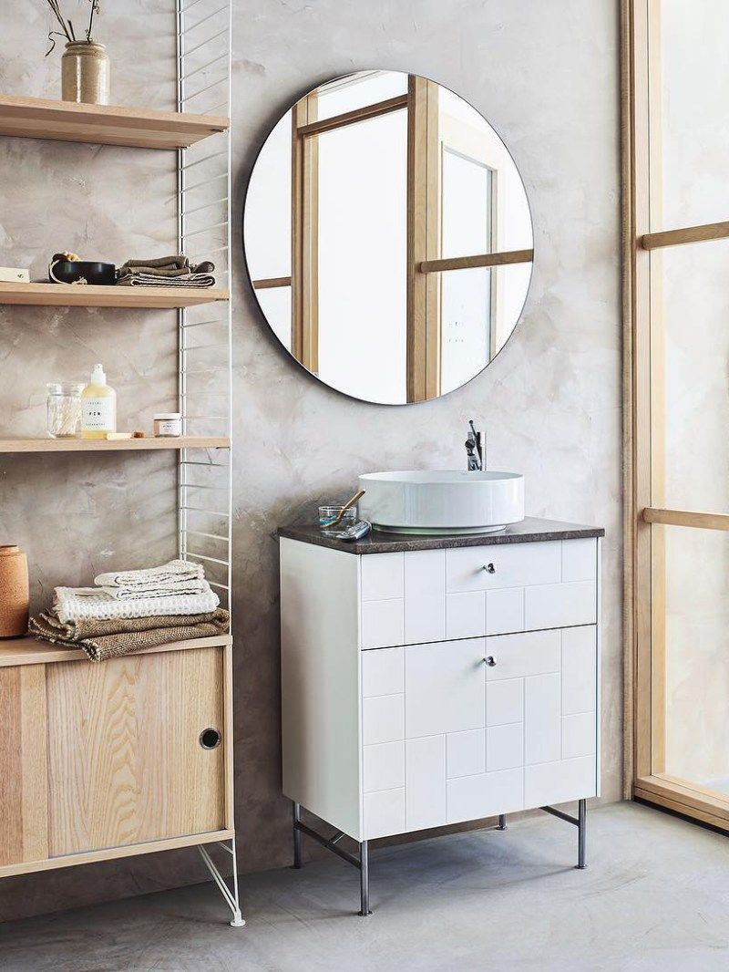 10 Ikea Hacks That Were Made For Small Bathrooms Ikea Bathroom Small Bathroom Diy Ikea Bathroom Vanity